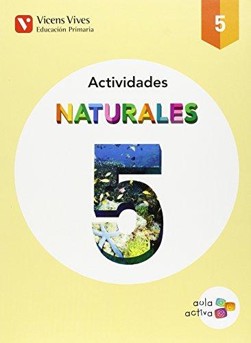 Naturales 5 Actividades (aula Activa) - 9788468215204