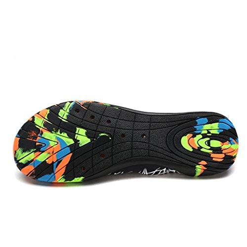 Badeschuhe De Sapatos Para Dogeek De De Sapatos Do Crianças Aqua Com Água Sapatos Homens Sabem Sapatos Antiderrapantes Praia Senhoras Surf Solas qwPA0axt
