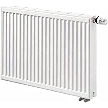 Radiador de agua caliente en acero: Compact All in – T11 H: 400 –