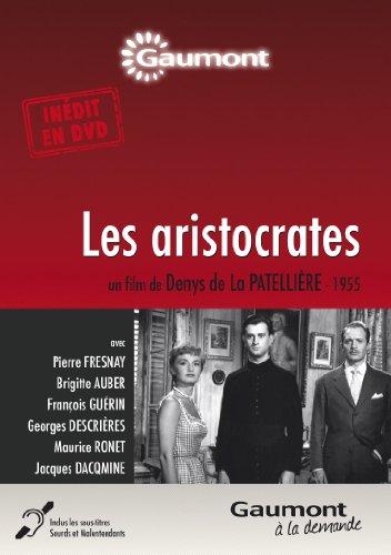 Bild von Les aristocrates [FR Import]