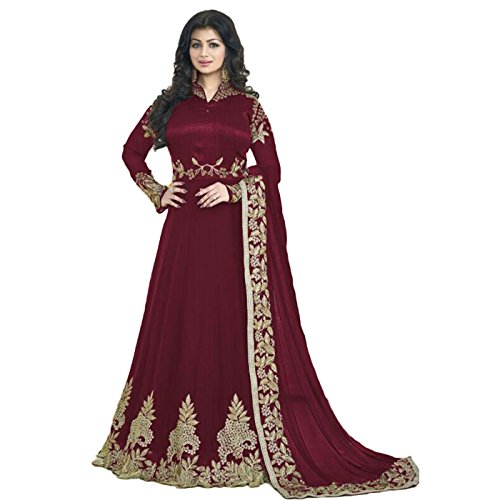 Designer Anarkali Dresses for women & girls party wear stitched For Girls For Specail Uses In wedding, engagement , Party Wear, Free Size