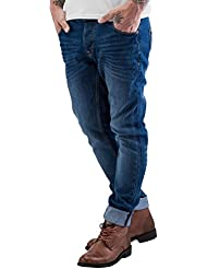 Solid Homme Jeans / Jeans Straight Fit Joy Stretch