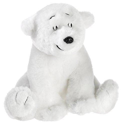 Kleiner Eisbär 635678 Der sitzend Plüschtier, klein