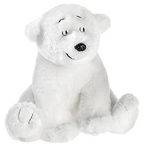 KLEINER EISBÄR Pequeño Oso Polar 635678-Sentado Peluche, pequeño