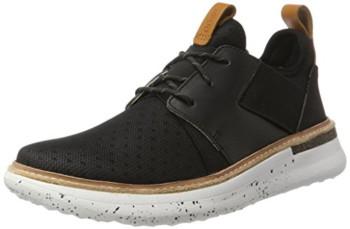 OHW? Blaze, Sneakers basses homme Schwarz (Black)