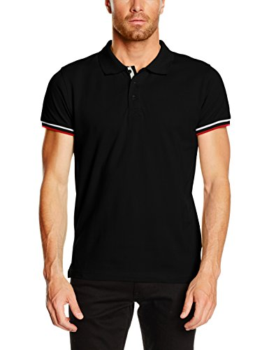clique-newton-polo-uomo-black-medium