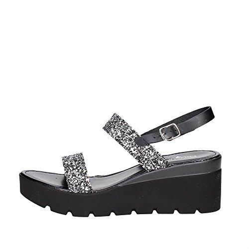 Pregunta IAD17860 Sandale Femme Noir