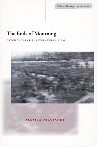 The Ends of Mourning: Psychoanalysis, Literature, Film (Cultural Memory in the Present)