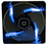 Fans BitFenix Spectre 140mm Lüfter Bluee LED - Black