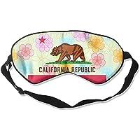 California-Republic 99% Eyeshade Blinders Sleeping Eye Patch Eye Mask Blindfold For Travel Insomnia Meditation preisvergleich bei billige-tabletten.eu
