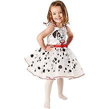 Rubie's- Disfraz infantil de 101 Dalmatas de bailarina (881213-S)