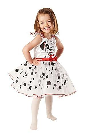 101 Dalmatiner? Ballerina-Kostüm für Mädchen - 2-3 Jahre (Dalmatiner-kostüm Für Kleinkind)