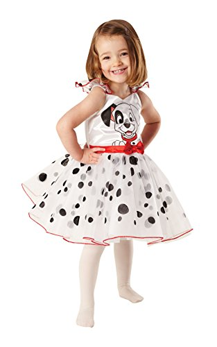 Kostüm Dalmation Dress Fancy - Disney 101 Dalmations Ballerina Kostüm Kleinkindalter 3-4 Jahre