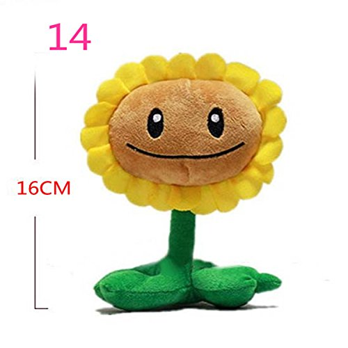 Plants vs Zombies plush soft Toy PvZ 2 Stuffed Toy Plants Soft Toy
