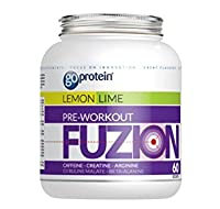 Goprotein 900g Fuzion Lemon/ Lime