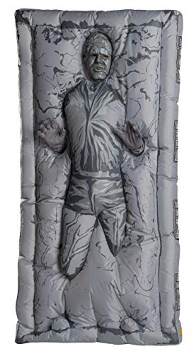 Star wars han solo in carbonite inflatable adult costume