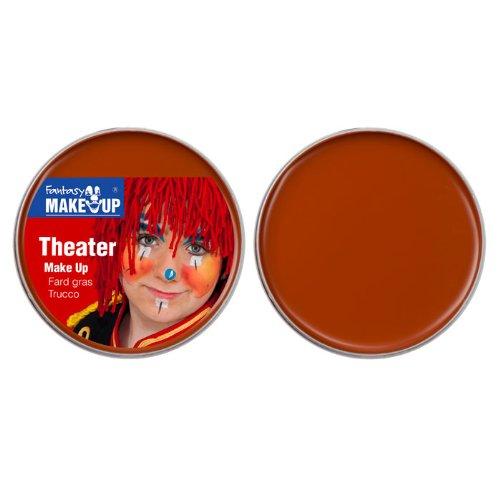25g Theater-Make-up, weiß - 4
