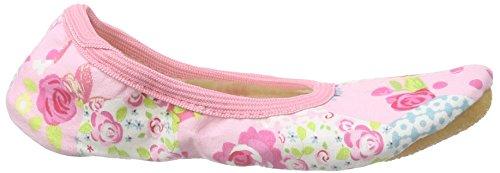 Beck Roses, Chaussures de Gymnastique fille Rose - Pink (03)