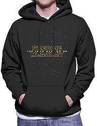 Star Wars Freddie Mercury The Show Must Go On Men's Hooded Sweatshirt