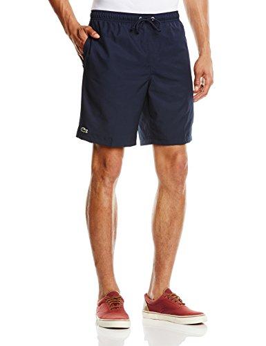 Lacoste Herren Sport Shorts GH353T-00 Blau (NAVY BLUE 166)