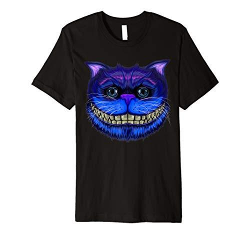 t Grinsekatze Spuk-Shirt Cheshire Cat ()