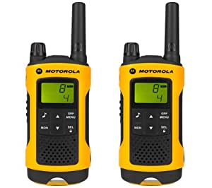 MOTOROLA Talkies-walkies TLKR T80 Extreme - noir/jaune