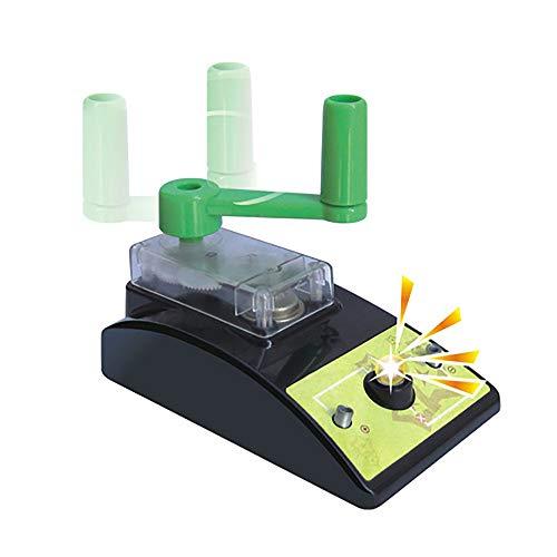 NJSD Lernspielzeug, Wissenschafts-Spielzeug-Stromgenerator, Kreative DIY-Modell Der Frühen Kindererziehung, Wissenschaftliches Experimentelles Modell, Geeignet Für Kinder Über 8 Jahre Alt