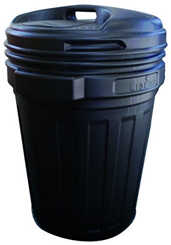 Sofá Cama voer00004Contenedor de pienso, 70L, Color Negro, 30x 30x 40cm