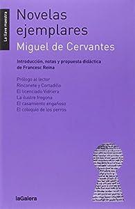 Novelas ejemplares par Miguel de Cervantes Saavedra