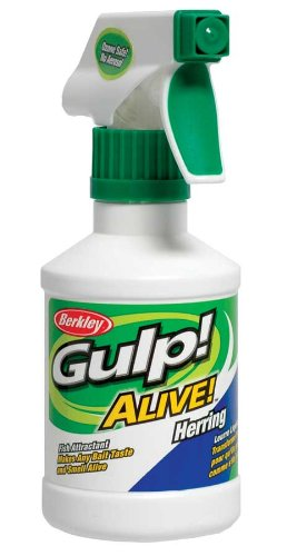 Berkley Gulp Alive Spray attractant pour poissons Arôme hareng 236 ml