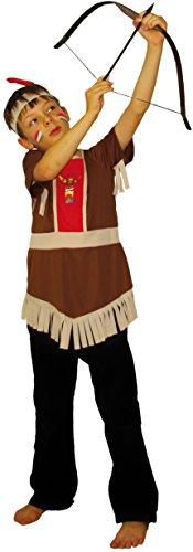 Imagen de cesar  f204 001  disfraces indias para niños  3 5 años