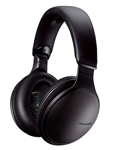 Panasonic Wireless Headphone RP HD500B K Domestic - Panasonic Wireless Sealed Type Headphone RP-HD500B-K (BLACK)?Japan Domestic genuine products??Ships from JAPAN?