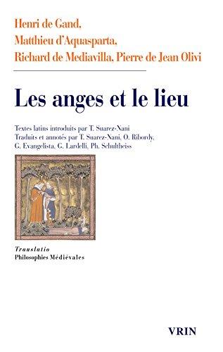 Les anges et le lieu