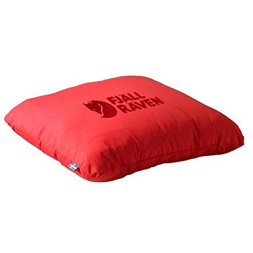 Fjällräven Travel Pillow, Zaino Unisex, Rosso, 4 x 25 x 30 cm