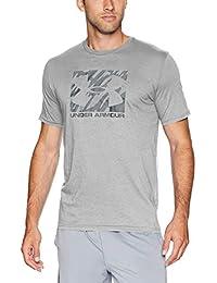 Under Armour - Camiseta de Manga Corta para Hombre, Hombre, 1329581-036,