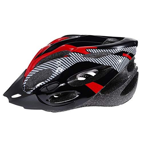 OLEEKA Fahrrad Zyklus nach Rennrad Helm Helm, Männer Frauen Jugend Roller Fahrrad Touring Racing Erwachsene Helm (Giant Frauen Rennrad)