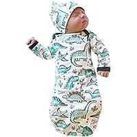 Fossen Bebe Ropa Saco De Dormir De Bebé,Fossen 2Pcs Recién Nacido Bebé Niñas Niño