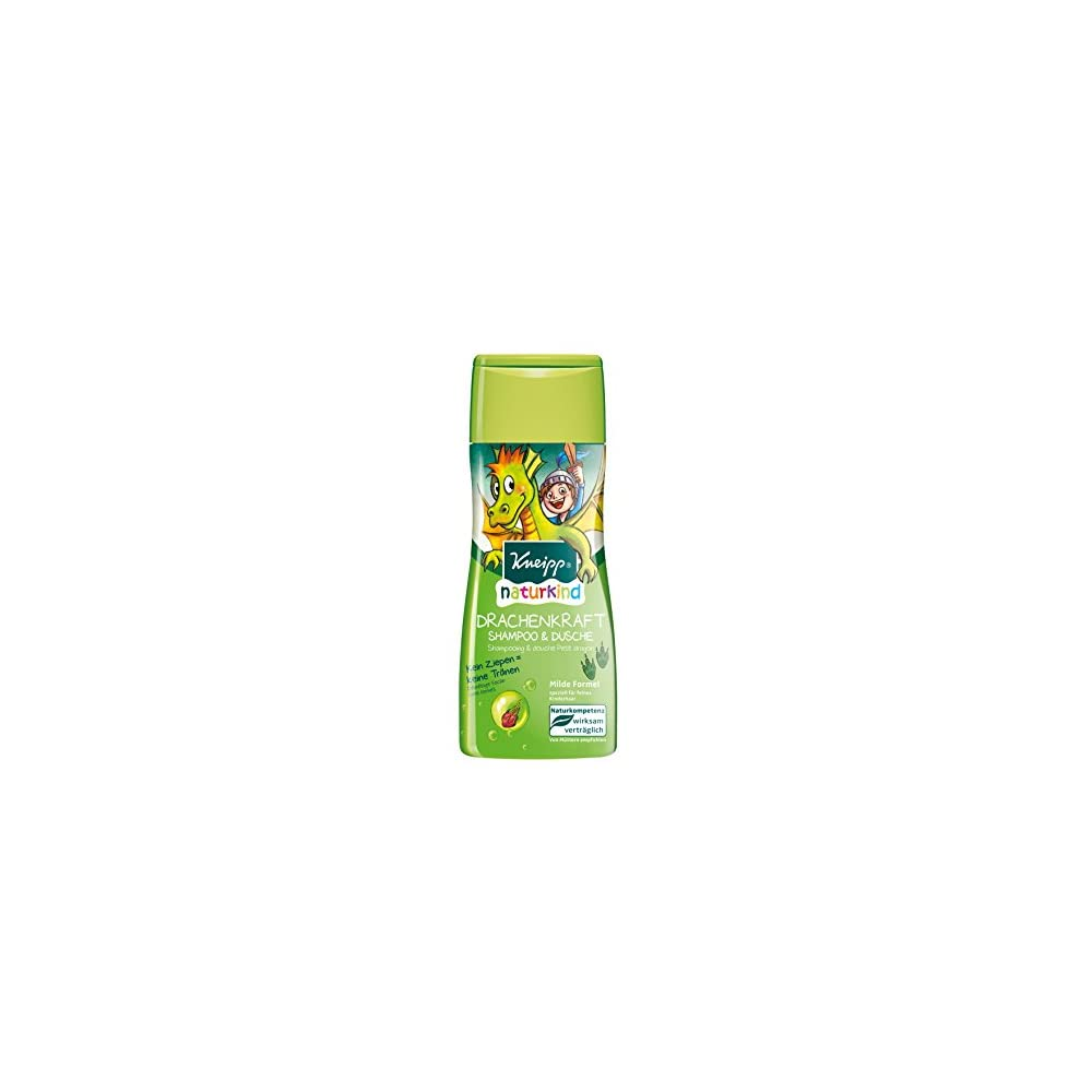 Kneipp Naturkind Drachenkraft Shampoo Und Dusche 200 Ml