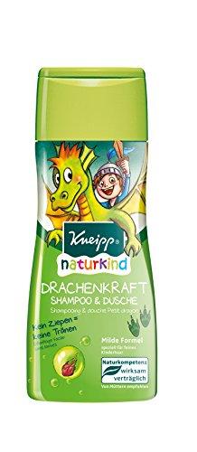 Kneipp naturkind Drachenkraft Shampoo und Dusche, 200 ml