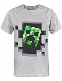 Garçons - Official - Minecraft - T-Shirt