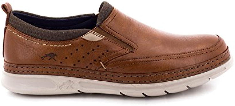 Fluchos Schuch Brown Leather F0174_SASU
