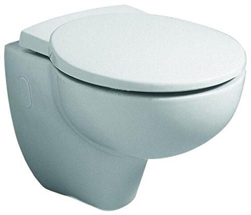 571010000 WC-Sitz Joly Scharniere verchromt, weiß