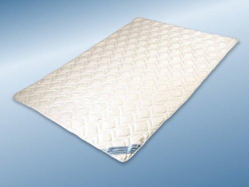 Sommerdecke Seide 155x220 Steppdecke Bettdecke Microfaserfeinbatist thumbnail
