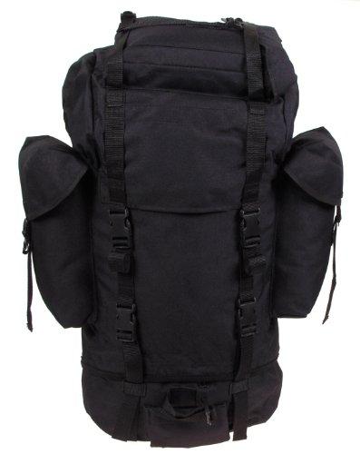 MFH Rucksack Bw Groß Mod, schwarz, 65 l