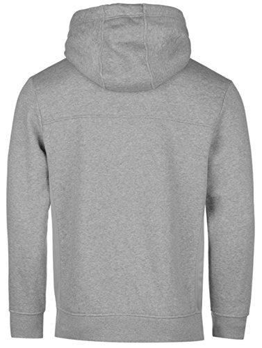 Everlast Kapuzenpullover Hoodie Hoody Sport Sweater Herren NEU bis 4XL Grau