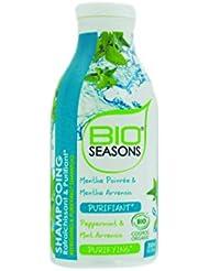 BIO SEASONS Shampoing Purifiant/Rafraîchissant 300 ml