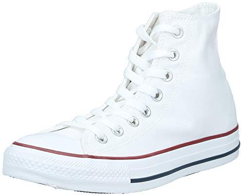 Converse Unisex-Erwachsene Chuck Taylor All Star Season Hi Sneaker, Weiß (Optical White), 40 EU