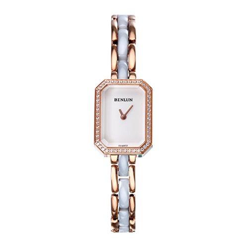 binlun-womens-mini-white-dial-rose-gold-tone-diamond-swiss-quartz-2-tone-wrist-watch-for-work-dating