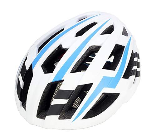Youfxn Sicherheit, Helm, PC und EPS Material Mountainbike Gürtel Insektenschutzgitter Helm, integrierte Form Reithelm Outdoor, L-Code, männliche und weibliche Common.Motorradzubehör, Schutzhelm