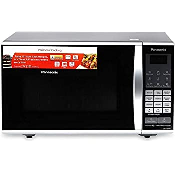 Panasonic 27 L Convection Microwave Oven Nn Ct644m Black